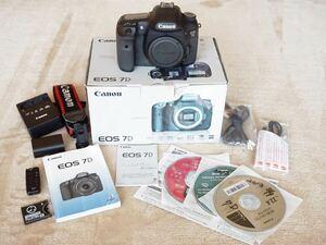 【中古:送料込】Canon EOS 7D ボディ