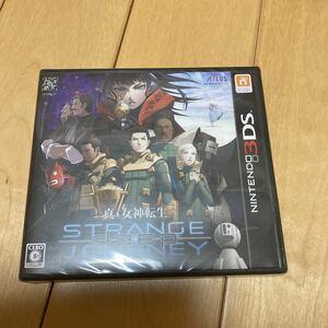 新品未開封 真・女神転生 DEEP STRANGE JOURNEY 3DSソフト ニンテンドー3DSソフト 3DS