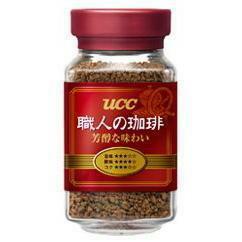 さんきん〓UCC 職人の珈琲 芳醇な味わい瓶 瓶90g