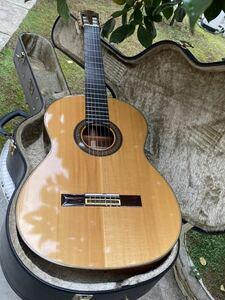 クラシックギター YAMAHA GC-5 中古品 ハードケース付属