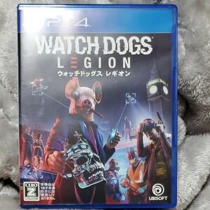 PS4 WATCH DOGS LEGION ウォッチドッグスレギオン