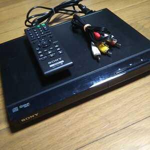 SONY DVDプレーヤー DVP-SR20 リモコン付き