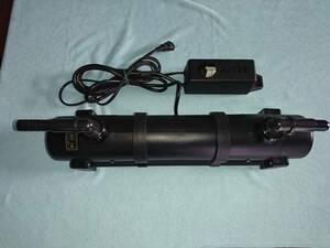 東熱 UV 紫外線殺菌灯 ブルーライト 15W(50hz)
