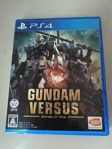 PS4ソフト  ガンダムバーサス