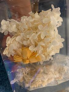 プリザーブドフラワー ドライフラワー カスミ 造花