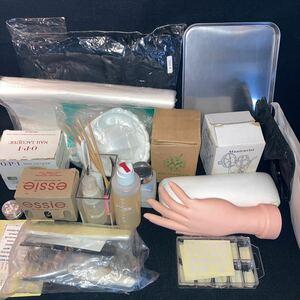 ネイル用品 まとめ売り 美容学生 美容実習 NAIL マニキュア ビューティ 大量 セット販売