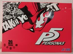 限定版 ペルソナ5 20thアニバーサリー・エディション