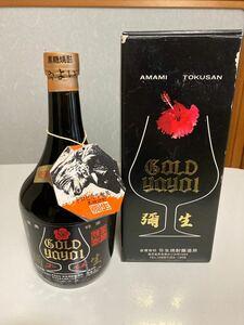 ゴールド弥生 焼酎 奄美 古酒