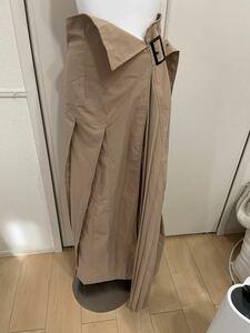 ロングスカート プリーツスカート フレアスカート
