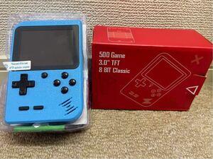 #ファミコン ミニ携帯ゲーム機 ポータブルゲーム機