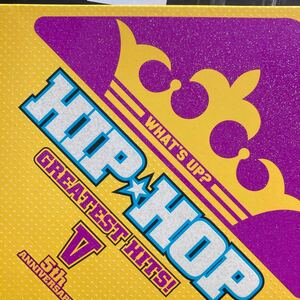 what's up hip hop 5 2007hits 2枚組