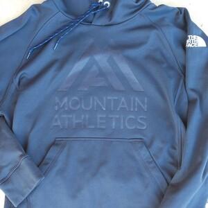 ザノースフェイス mountain athletics Mネイビー パーカー THE NORTH FACE マウンテンアスレチック