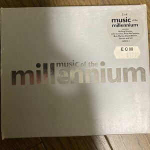 【輸入盤】 music of the millennium (オムニバス)
