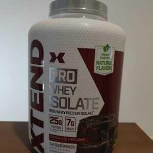 送料無料 Scivationサイベーション Xtend Pro エクステンドプロ チョコレートラバケーキ味 2.3kgアイソレートホエイプロテイン
