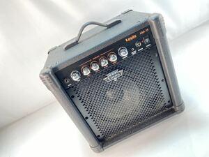★動作確認済み LOUIS LBA-15 ルイス BASS ベースアンプ ギターアンプ コンボ アンプ 中古品 現状品 管理A943