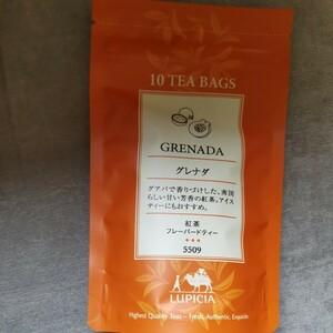 【送料無料】ルピシア LUPICIA グレナダ フレーバーティー グァバで香り付けした南国らしい甘い香り
