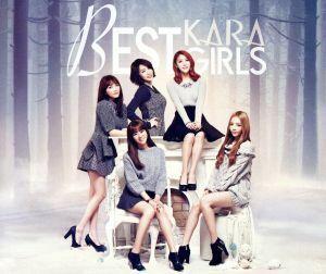BEST GIRLS(初回限定盤B)(DVD付)/KARA