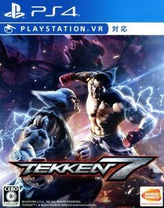 鉄拳7/PS4