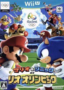 マリオ&ソニック AT リオオリンピック/WiiU