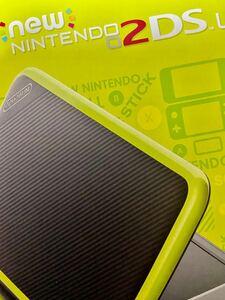 New Nintendo 2DS LL