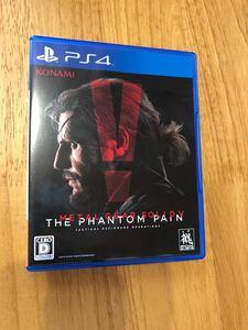 PS4 メタルギアソリッド5ファントムペイン