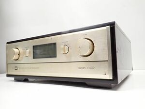 Accuphase アキュフェーズ プリアンプ C-280V ∩ 627F6-29