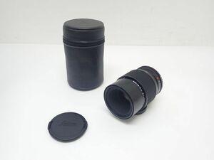 LEICA ライカ APO-MACRO-ELMARIT-R 100mm F/2.8 E60 単焦点レンズ ライカRマウント ケース付 ♪ 626B3-5