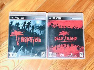 【PS3】デッドアイランド / リップタイド DEAD ISLAND