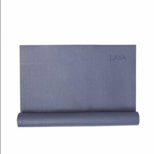LAVAヨガマット新品ミッドナイトブルー