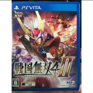 【中古】戦国無双4-II PS VITA プレイステーション ゲームソフト