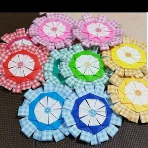 折り紙 メダル 10個