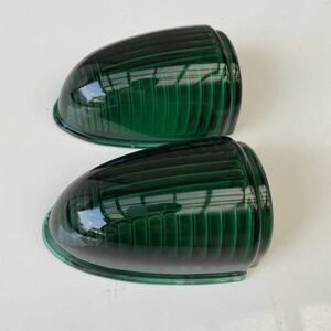 namaz marker . light type exchange repair lens green green 2 piece set