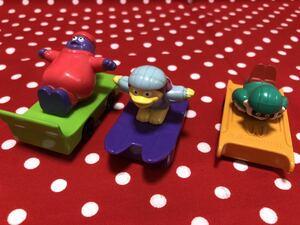 マクドナルドおもちゃハッピーセット バーディ グリマス ハンバーグラー ドナルド ミールトイ マック