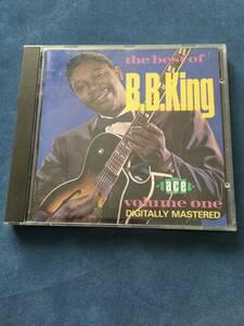 the best of B.B.King volume 1 CD