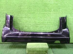 ゼスト DBA-JE1 JE2 リアバンパーASSY RP37P 紫 パープル 71501-SYC-000ZF