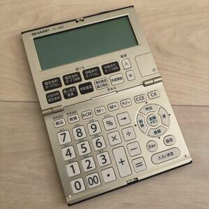 シャープ EL-K632-X 金融電卓 12桁
