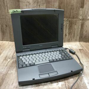 □1円~【PN4】NEC PC-9821La10/8 /HDD無し/通電〇 /起動OK/画面出力確認済み/出力画像無し/ジャンク