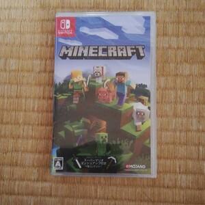マインクラフト Minecraft  Switch