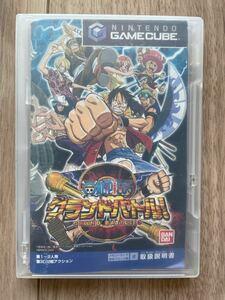 任天堂ゲームキューブ 『ワンピース グランドバトル3』