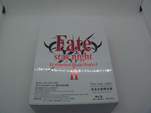 Fate/stay night [Unlimited Blade Works] Blu-ray BOX