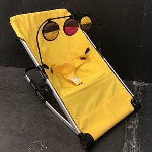 Combi комбинация coirune сазан флаг младенца прыгать ящик желтый ребенок