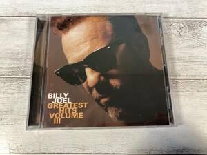CD 17775 BILLY JOEL ビリー・ジョエル / GREATEST HITS VOLUME Ⅲ ビリー・ザ・ベスト 3 輸入盤