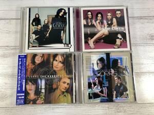 即決 W0940 ザ・コアーズ(The Corrs) CD アルバム 4枚セット|The Best Of The Corrs|Talk on Corners|In Blue|Borrowed Heaven|
