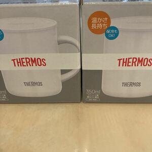 サーモス真空断熱マグカップ THERMOS