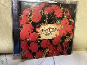 STRANGLERS【NO MORE HEROES】パンク天国/PUNK/NEWWAVE/CLASH/DAMNED