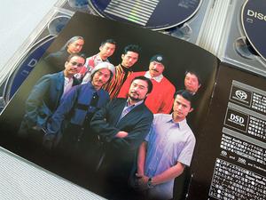 【送料無料】T-SQUARE DVD&CD 3枚組 帰還完了報告 25th Anniversary CASIOPEA vs THE SQUARE LIVE スクエア カシオペア 25周年
