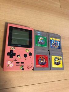 ゲームボーイ ゲーム機本体 カセット