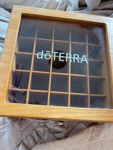 アロマオイル収納ボックス