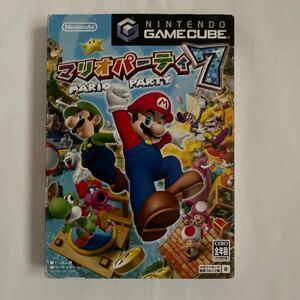 ゲームキューブ ゲームキューブソフト マリオパーティ7