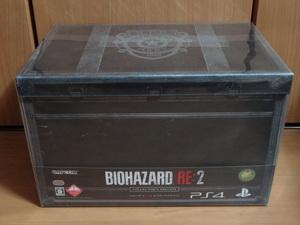 PS4 バイオハザードRE:2 コレクターズ・エディション <新品未開封>